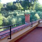 landschaft terrasse