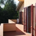 terrasse villa garten